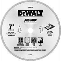 DEWALT,7-Inch Tile Blade
