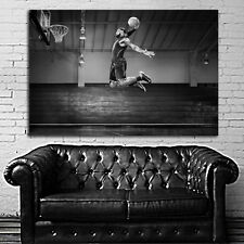 Poster Mural Lebron James NBA Basketball 35x52 inch (90x132 cm) on Canvas