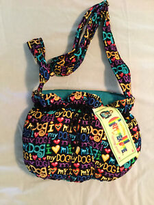 CRITTER TOTE CARRIER NOS MEDIUM FOR 7 TO 8 POUNDS DOG PET CARRIER