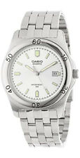 Casio MTP1213A-7AV Men's Standard Stainless Steel Analog Silver Dial Date Watch
