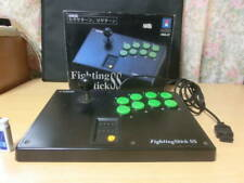 Sega Saturn HORI Fighting Stick SS Arcade Controller Boxed Japan F/S