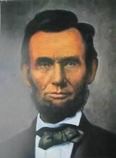 President Abraham Lincoln Art Print 2