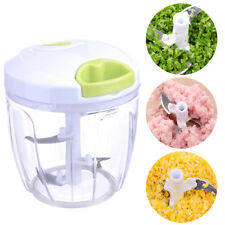 Kitchen Spiral Slicer Food Vegetable Fruit Speedy Chopper Cutter Shredder Tools