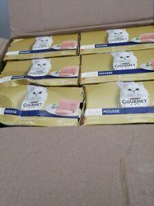 Purina Gourmet Katzenfutter Gold Gatto Mousse Lattina 12x680g