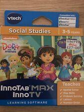 innotab max games Dora And Friends