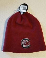 NWT Top of the World Adult SOUTH CAROLINA GAMECOCKS Knit Cap WINTER Hat #150216