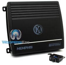 MEMPHIS SRX500D.1 AMP MONOBLOCK 1000W MAX SUBWOOFERS SPEAKERS BASS AMPLIFIER NEW
