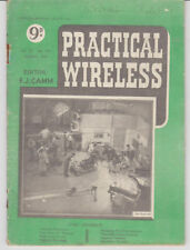 Science & Technology August Practical Wireless Magazines