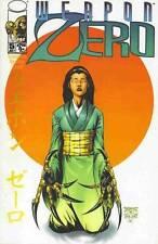 Weapon Zero Vol. 2 (1996-1997) #5