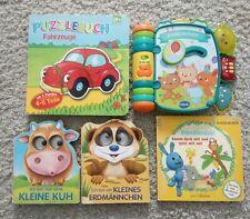 Bücherpaket VTech Entdeckerbuch, Puzzlebuch, Kikaninchen