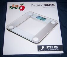 EAT SMART Precision Digital Bathroom Scales New in Box
