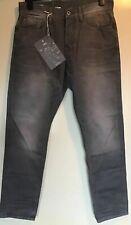 G Star Raw Jeans 3301 Tapered Dust Grey LT Aged 31W 32L ( Lot B36)
