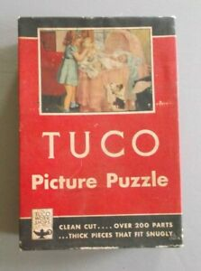 VINTAGE TUCO PUZZLE NO 2508 (PLAYMATES) COMPLETE 12x16