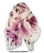 Ozwear UGG WS036 The Hand Painted Merino Wool Scarf 1830 X 640 mm New Gift
