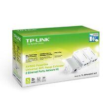 TP LINK TL-WPA4220TKIT 300MBPS WIRELESS N POWERLINE ADAPTOR TRIPLE STARTER KIT