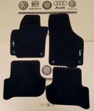 Skoda Yeti original Fußmatten vorne hinten Veloursmatten Stoffmatten 5L1061404A