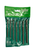 Heller 7 Piece Speed 3015 Masonry Drill Bit Set 5mm - 10mm Quality German Tools