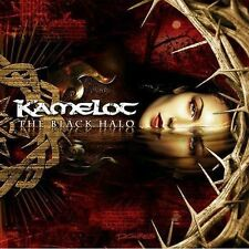 The Black Halo by Kamelot (U.S.) (CD, Mar-2005, Steamhammer)
