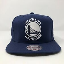 Golden State Warriors Mitchell And Ness Snapback Hat A6