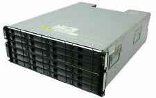 NetApp NAJ-0801 24 Trays NO HDD x2 Power Supply x2 Controllers, Backplane DS4243