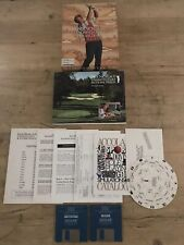 Commodre Amiga Jack Nicklaus Unlimited Golf And Course Design