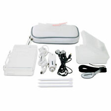 Blue dreamGEAR Nintendo DSi 18 in 1 Starter Kit Case Stylus Charge Dock