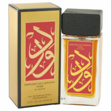 Calligraphy Rose by Aramis * Unisex Perfume * 3.4 oz EDP Spray * New in Box *
