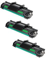 3-Pk/Pack ML-2010D3 Toner Cartridge fo Samsung ML-2010 ML-2510 ML-2570N ML-2571N