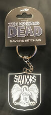 SKYBOUND THE WALKING DEAD SAVIORS FACTION KEYCHAIN