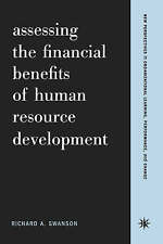 Very Good, Assessing The Financial Benefits Of Human Resource Development (New P