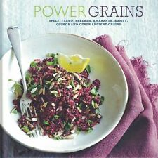 Power Grains by Ryland Peters & Small NEW Hardback