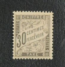 TIMBRES DE FRANCE : 1881 / 92 YVERT TAXE N° 18** NEUF SANS CHARNIERE - TBE