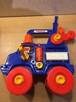 Kiddicraft Master Mechanic Vintage toy from the 1980's for 2 - 5 year olds