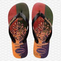 Havaianas Harry Potter Flip-Flops Unisex Size Men: USA 9/10 Women: 11/12 Sandals