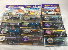 Johnny Lightning Lot Of (12) Die-Cast Cars All Mint In Package MIP MOC