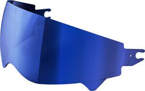 Blue Mirror Replacement Sun Visor for Covert & Covert-X Helmets model