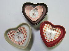 Heart Modern Tabletop Candle & Tea Light Holders