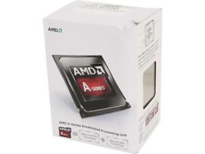 AMD A10-6700 Richland 4-Core 3.7GHz (4.3GHz) Socket FM2 65W w/ Radeon HD 8670D