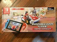 Mario Kart Live: Home Circuit MARIO SET For Nintendo Switch