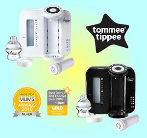 Tommee Tippee Closure to Nature Perfect Prep Machine - White - 42370840