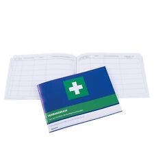 Verbandbuch DIN A 5 gemäß BGI 511-1 40 Blatt Erste Hilfe Buch Verbandsbuch