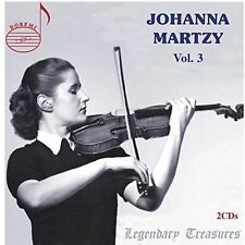 Johanna Martzy 3, New Music