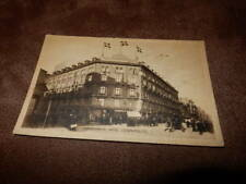 Early Postcard - Cosmopolite Hotel - Copenhagen / Kobenhavn - Danmark