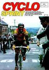 CLAUDY CRIQUIELION claude Team HITACHI champion EDDY MERCKX Cyclisme CycloSprint