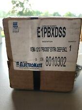 ELECTROMATE ENCLOSURE E1PBXDSS NEMA 12/13 EXTRA DEEP ENCLOSURE