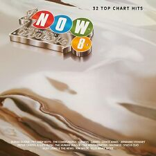 NOW THAT'S WHAT I CALL MUSIC 8 (Now 8) 2 CD (Released 26/3/2021)