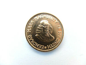 2 Rand 1976 Südafrika South Africa Gold