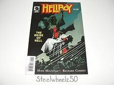 Hellboy The Bride Of Hell #1 Comic Dark Horse 2009 Mike Mignola Richard Corben 0