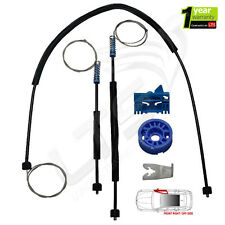 PEUGEOT 307 CC CABRIOLET WINDOW REGULATOR REPAIR KIT FRONT RIGHT