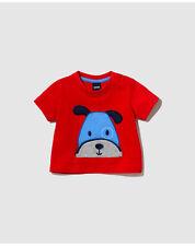 T-shirts et hauts rouge pour garçon de 2 à 3 ans